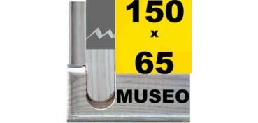 BASTIDOR MUSEO (ANCHO DE LISTON 60 X 22) 150 X 65