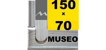 BASTIDOR MUSEO (ANCHO DE LISTON 60 X 22) 150 X 70