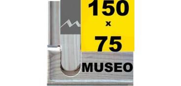 BASTIDOR MUSEO (ANCHO DE LISTON 60 X 22) 150 X 75