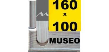 BASTIDOR MUSEO (ANCHO DE LISTON 60 X 22) 160 X 100