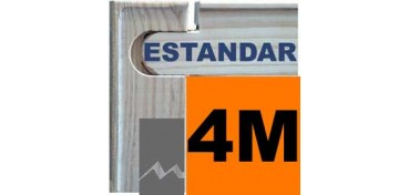 BASTIDOR MEDIDAS UNIVERSALES (ANCHO DE LISTON 46 X 17) 33 X 19 4M