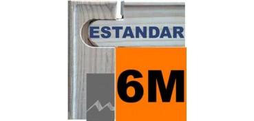 BASTIDOR MEDIDAS UNIVERSALES (ANCHO DE LISTON 46 X 17) 41 X 24 6M