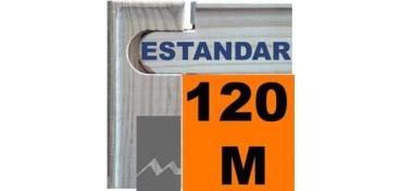BASTIDOR MEDIDAS UNIVERSALES (ANCHO DE LISTON 46 X 17) 195 X 97 120M