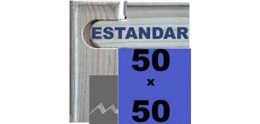 BASTIDOR MEDIDAS UNIVERSALES (ANCHO DE LISTON 46 X 17) 50 X 50
