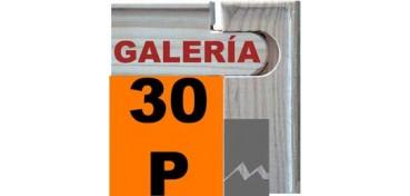 BASTIDOR GALERÍA 3D (ANCHO DE LISTON 46 X 32) 92 X 65 30P