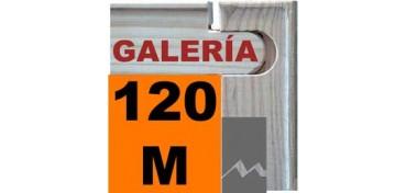 BASTIDOR GALERÍA 3D (ANCHO DE LISTON 46 X 32) 195 X 97 120M