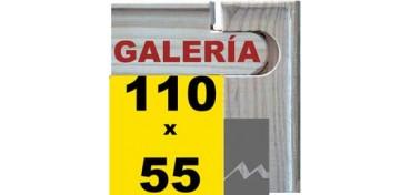 BASTIDOR GALERÍA 3D (ANCHO DE LISTON 46 X 32) 110 X 55