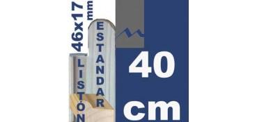 LISTÓN ESTUDIO (46 X 17) - 40 CM
