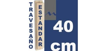 TRAVESAÑO ESTUDIO (46 X 17) - 40 CM
