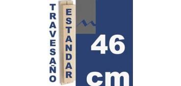 TRAVESAÑO ESTUDIO (46 X 17) - 46 CM