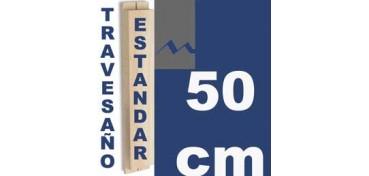 TRAVESAÑO ESTUDIO (46 X 17) - 50 CM