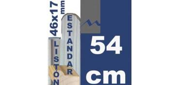 LISTÓN ESTUDIO (46 X 17) - 54 CM