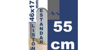 LISTÓN ESTUDIO (46 X 17) - 55 CM