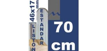 LISTÓN ESTUDIO (46 X 17) - 70 CM