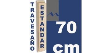 TRAVESAÑO ESTUDIO (46 X 17) - 70 CM
