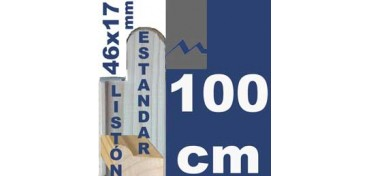LISTÓN ESTUDIO (46 X 17) - 100 CM