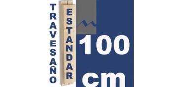 TRAVESAÑO ESTUDIO (46 X 17) - 100 CM