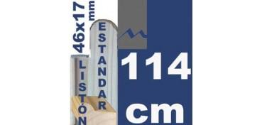 LISTÓN ESTUDIO (46 X 17) - 114 CM
