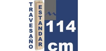 TRAVESAÑO ESTUDIO (46 X 17) - 114 CM