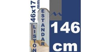 LISTÓN ESTUDIO (46 X 17) - 146 CM