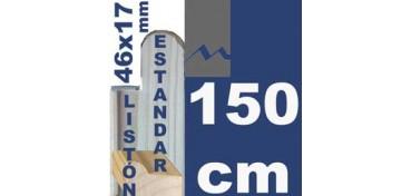 LISTÓN ESTUDIO (46 X 17) - 150 CM