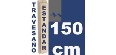 TRAVESAÑO ESTUDIO (46 X 17) - 150 CM