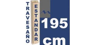 TRAVESAÑO ESTUDIO (46 X 17) - 195 CM