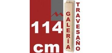TRAVESAÑO PARA BASTIDOR GALERÍA 3D (46 X 17) - 114 CM