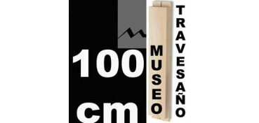 TRAVESAÑO MUSEO (60 X 22) - 100 CM