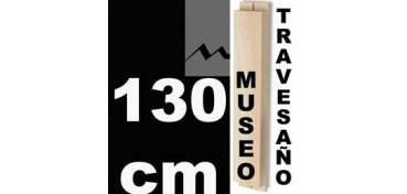 TRAVESAÑO MUSEO (60 X 22) - 130 CM