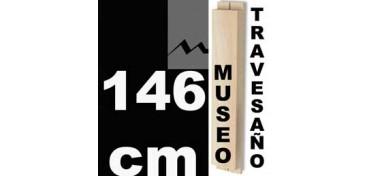 TRAVESAÑO MUSEO (60 X 22) - 146 CM