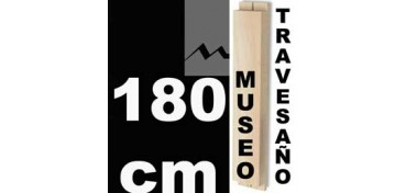 TRAVESAÑO MUSEO (60 X 22) - 180 CM