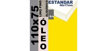 BASTIDOR ESTUDIO 46 X 17 LINO Nº1 (GRANO FINO) 110 X 75 (ÓLEO)