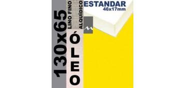 BASTIDOR ESTUDIO 46 X 17 LINO Nº1 (GRANO FINO) 130 X 65 (ÓLEO)