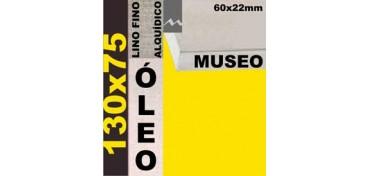 BASTIDOR MUSEO 60 X 22 LINO Nº1 (GRANO FINO) 130 X 75 (ÓLEO)