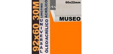 BASTIDOR MUSEO 60 X 22 LINO Nº1 (GRANO FINO) 92 X 60 30M (ÓLEO/ACRÍLICO)