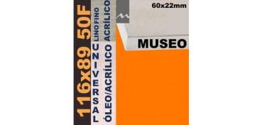 BASTIDOR MUSEO 60 X 22 LINO Nº1 (GRANO FINO) 116 X 89 50F (ÓLEO/ACRÍLICO)