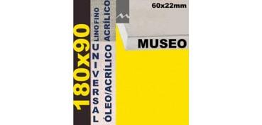 BASTIDOR MUSEO 60 X 22 LINO Nº1 (GRANO FINO) 180 X 90 (ÓLEO/ACRÍLICO)