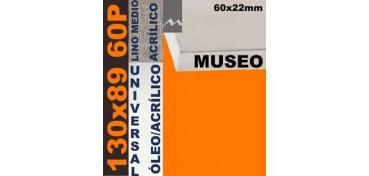 BASTIDOR MUSEO 60 X 22 LINO Nº3 (GRANO MEDIO) 130 X 89 60P (ÓLEO/ACRÍLICO)
