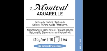 CANSON INFINITY MONTVAL AQUARELL 310G