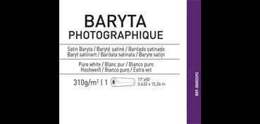ROLLO CANSON INFINITY BARYTA PHOTOGRAPH 310G