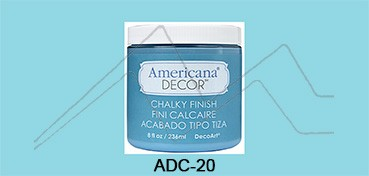 AMERICANA DECOR CHALKY FINISH AZUL EVASIÓN ADC-20