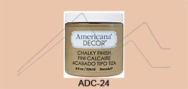 AMERICANA DECOR CHALKY FINISH OCRE RECUERDO ADC-24