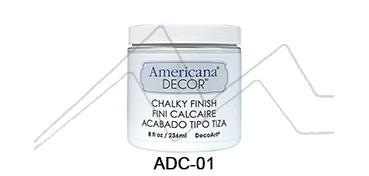AMERICANA DECOR CHALKY FINISH BLANCO SIEMPRE ADC-01