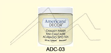 AMERICANA DECOR CHALKY FINISH MARFIL SUSPIRO ADC-03