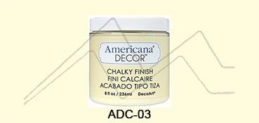 AMERICANA DECOR CHALKY FINISH MARFIL SUSPIRO ADC-03