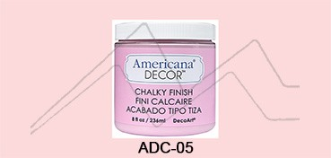 AMERICANA DECOR CHALKY FINISH ROSA INOCENCIA ADC-05