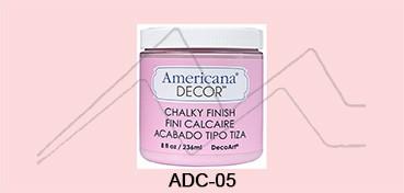AMERICANA DECOR CHALKY FINISH ROSA INOCENCIA ADC-05