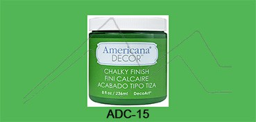 AMERICANA DECOR CHALKY FINISH VERDE FORTUNA ADC-15