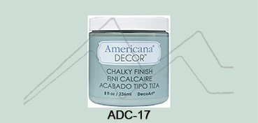 AMERICANA DECOR CHALKY FINISH VINTAGE ADC-17